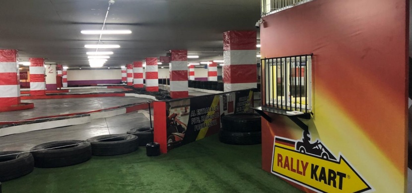 Rally Karting Mall Plaza Alameda