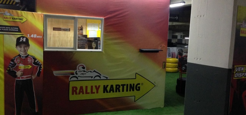 Rally Karting Las Rejas