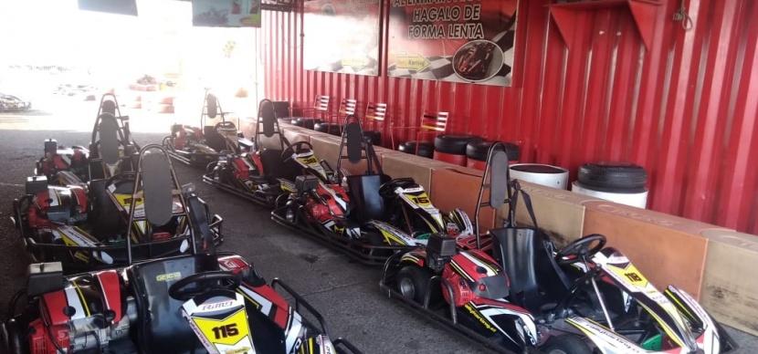 Rally Karting Oeste