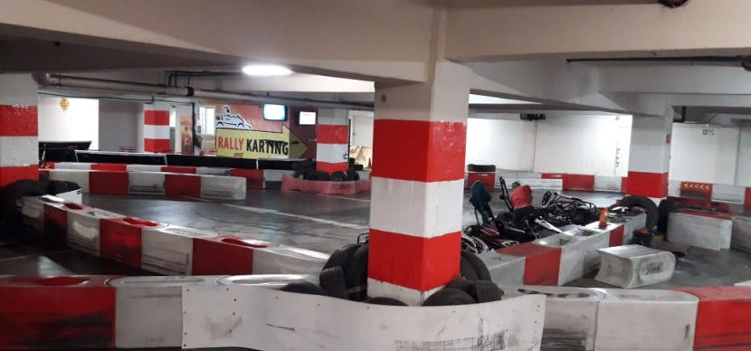 Rally Karting Mall Sport