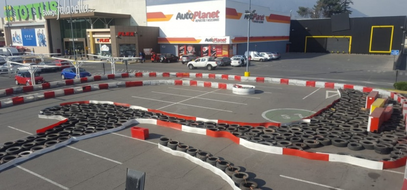 Rally Karting Puente Alto