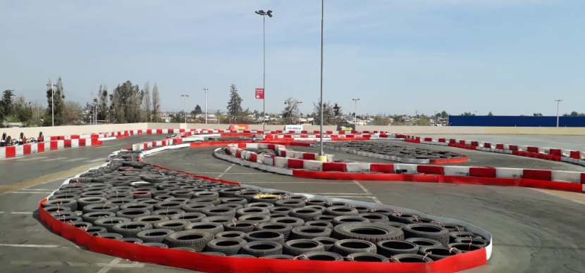 Rally Karting Mall Plaza Tobalaba